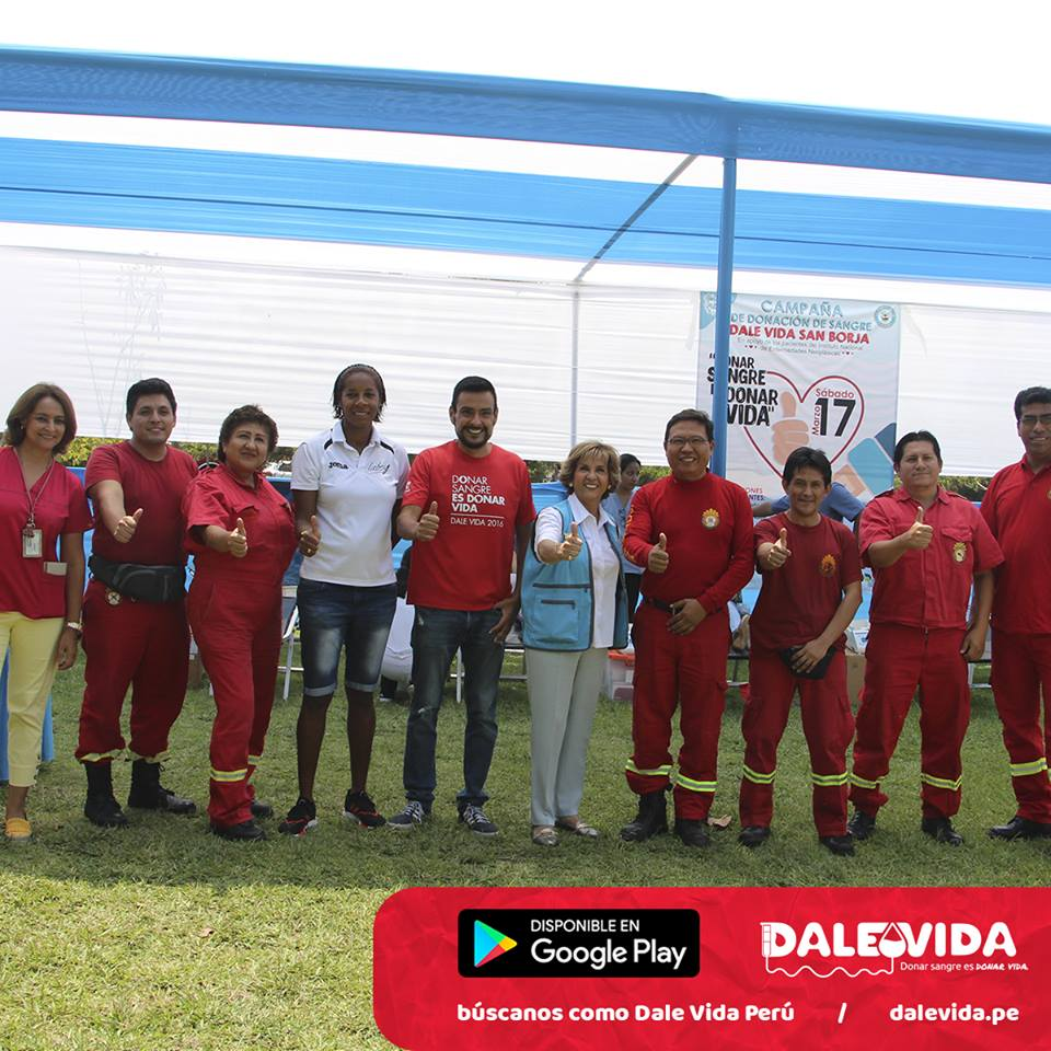Dale Vida San Borja 2018