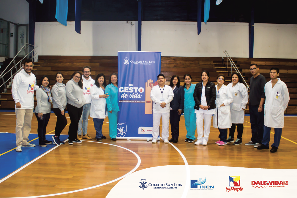 Dale Vida Colegio San Luis: 14/09/2019