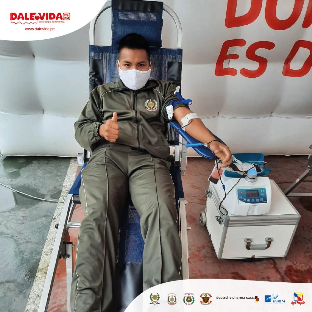 Dale Vida Ejercito del Perú - Cuartel Bolivar 03/09/2020