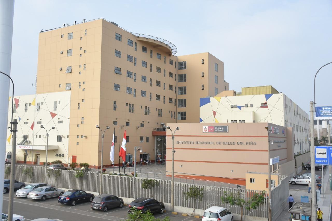 Instituto Nacional de Salud del Niño - San Borja