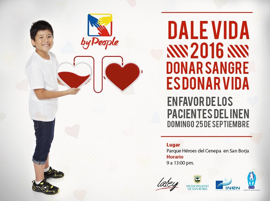 Dale Vida San Borja 2016: 25/09/2016