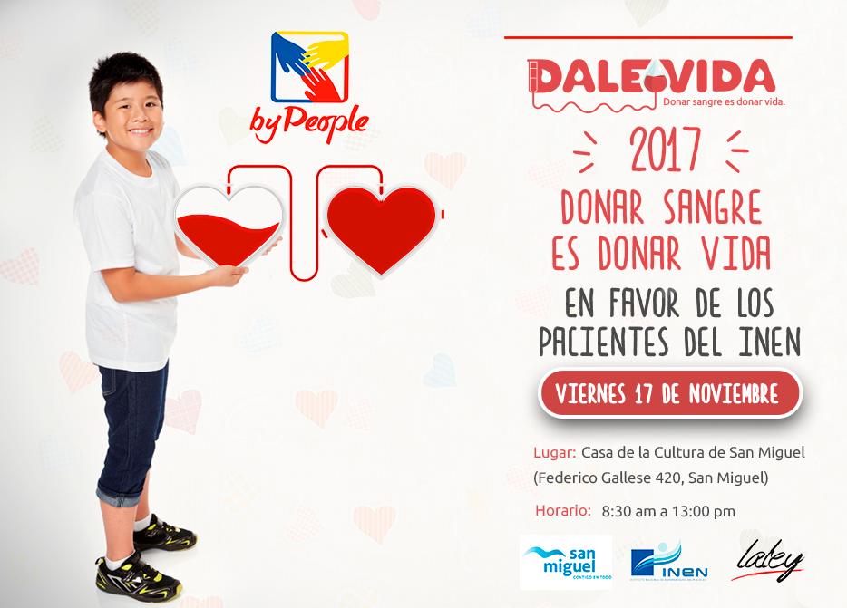 Dale Vida San Miguel 2017: 17/11/2017