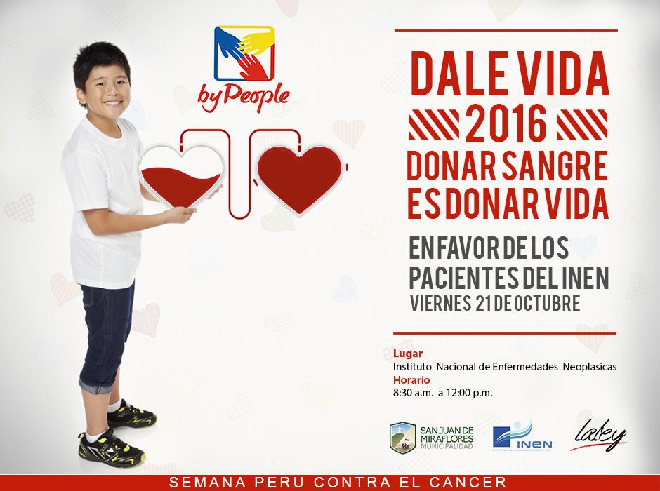 Dale Vida San Isidro - SJM 2016: 21/10/2016